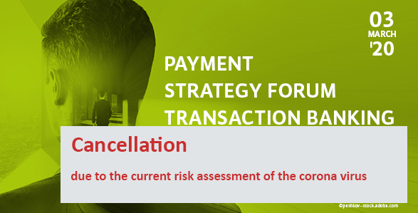 Strategy Forum Transaction Banking 2020